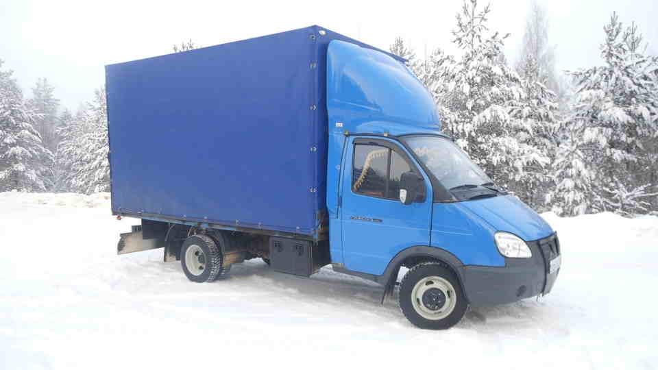 заказ газели нижневартовск перевозка грузов