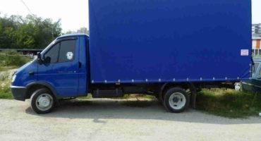 Перевозка грузов Уфа ГАЗель